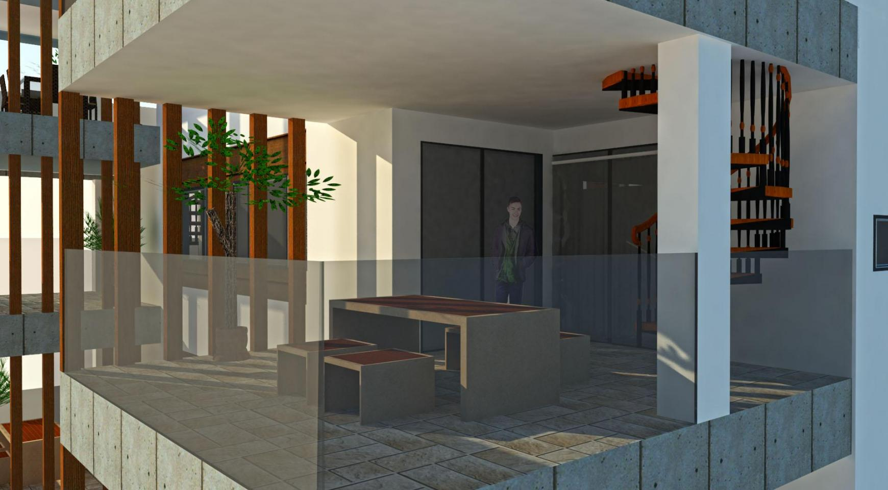 New 2 Bedroom Apartment in a Contemporary Building in the Town Centre - 4