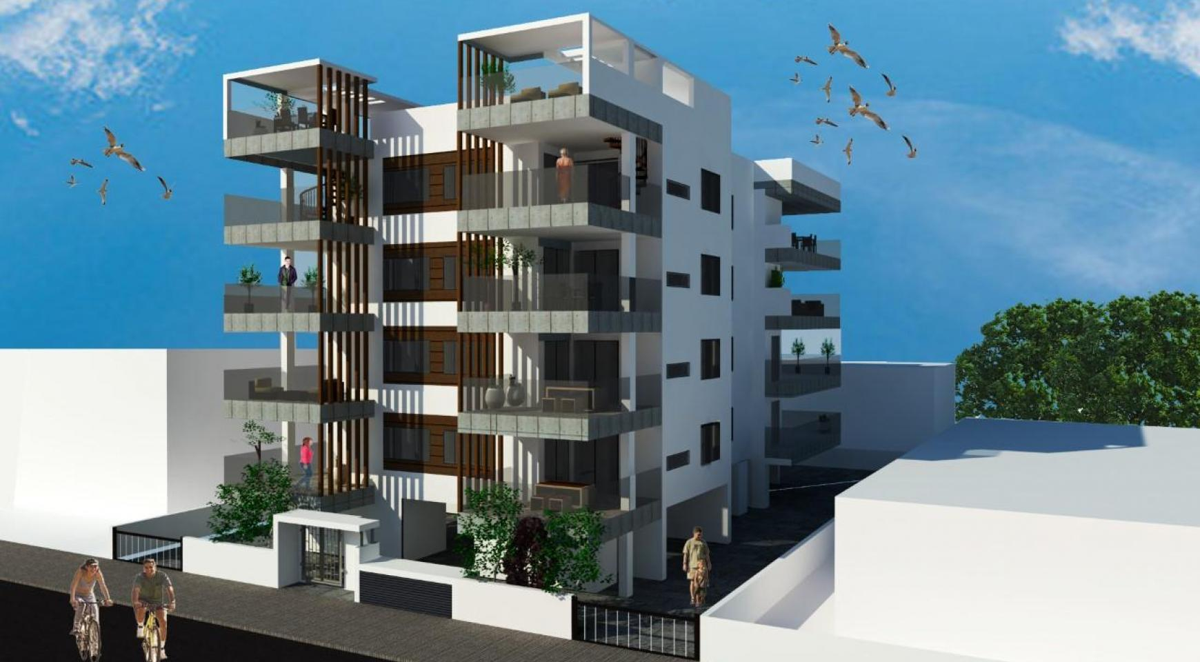 Αντίγραφο New 2 Bedroom Apartment in a Contemporary Building in the Town Centre - 1