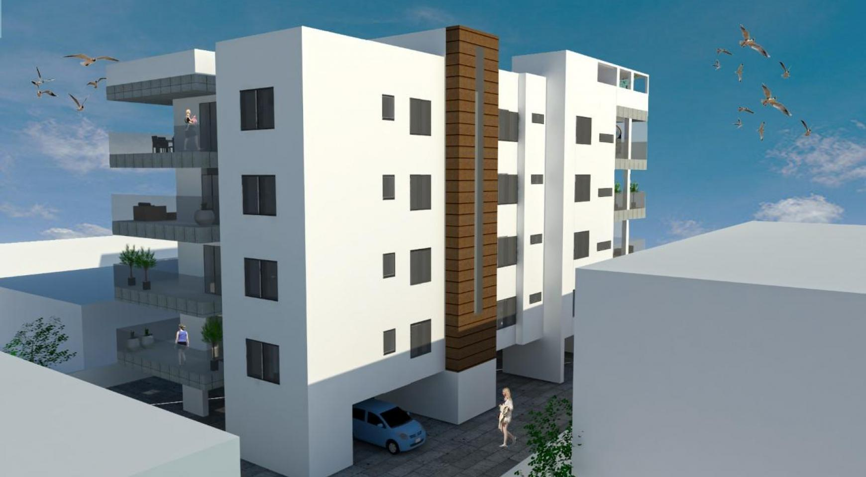 Αντίγραφο New 2 Bedroom Apartment in a Contemporary Building in the Town Centre - 3