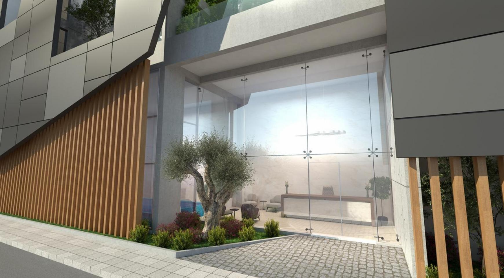 Contemporary 2 Bedroom Penthouse with Sea Views in the City Centre  - 7