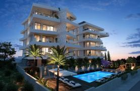 New 3 Bedroom Penthouse in a Contemporary Complex in Germasogeia - 11