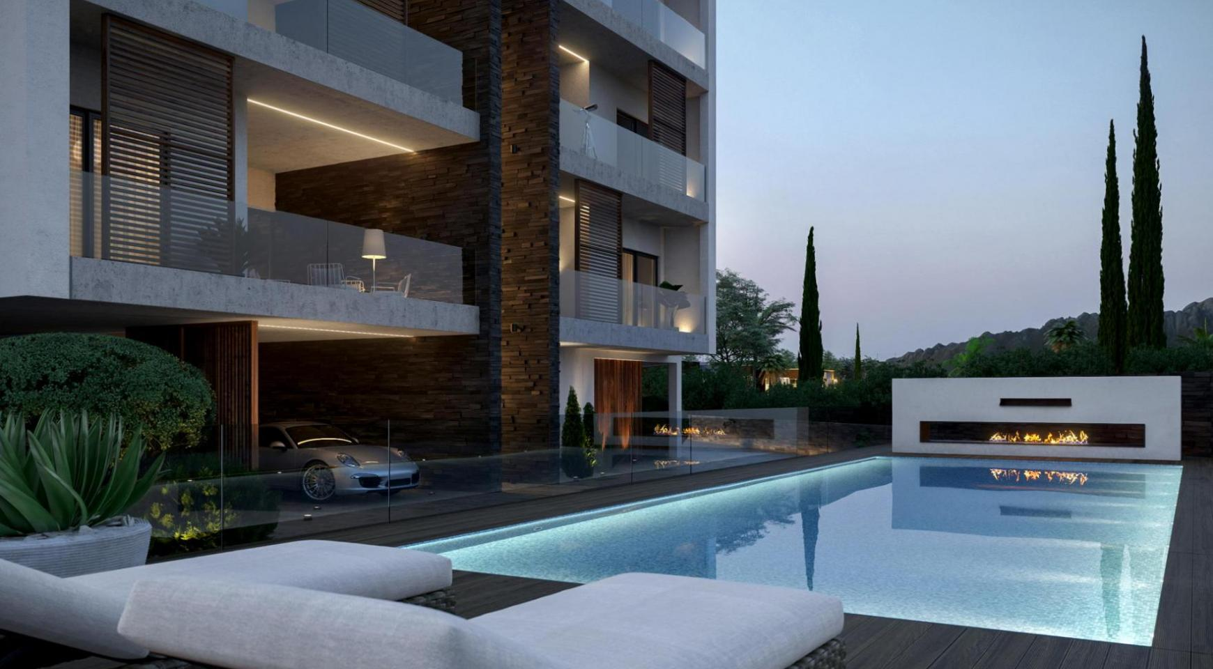 Modern 3 Bedroom Penthouse in the Tourist Area - 5