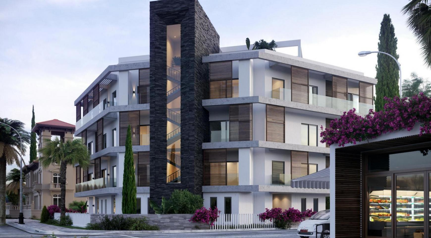 Modern 3 Bedroom Penthouse in the Tourist Area - 1