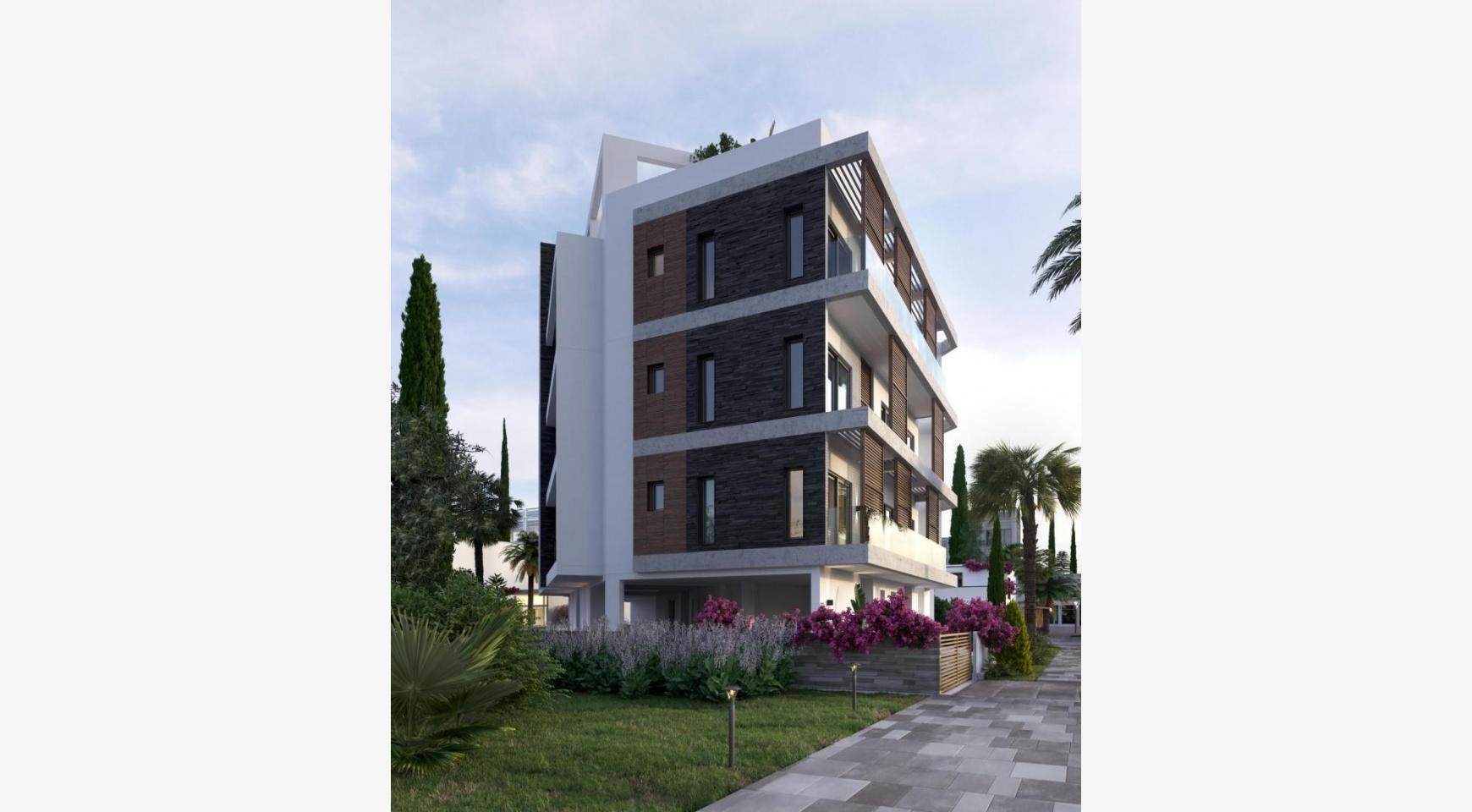 Modern 3 Bedroom Penthouse in the Tourist Area - 4