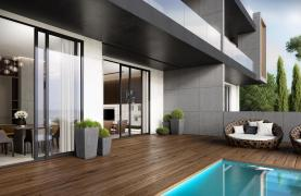 Modern 3 Bedroom Apartment with Private Garden and Swimming Pool - 6