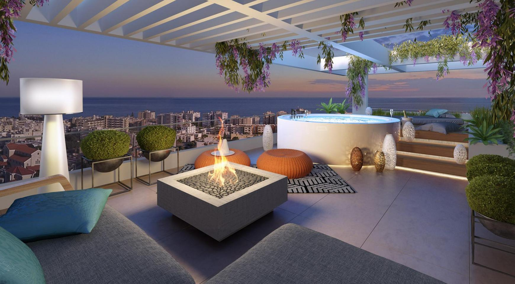 Luxury 3 Bedroom Apartment in a New Complex in Potamos Germasogeia - 5