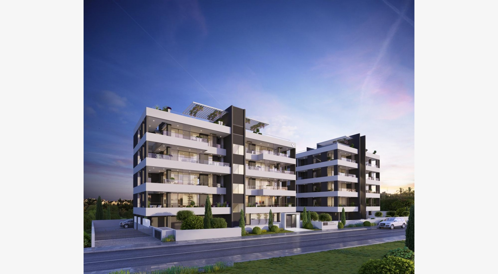 Luxury 3 Bedroom Apartment in a New Complex in Potamos Germasogeia - 2