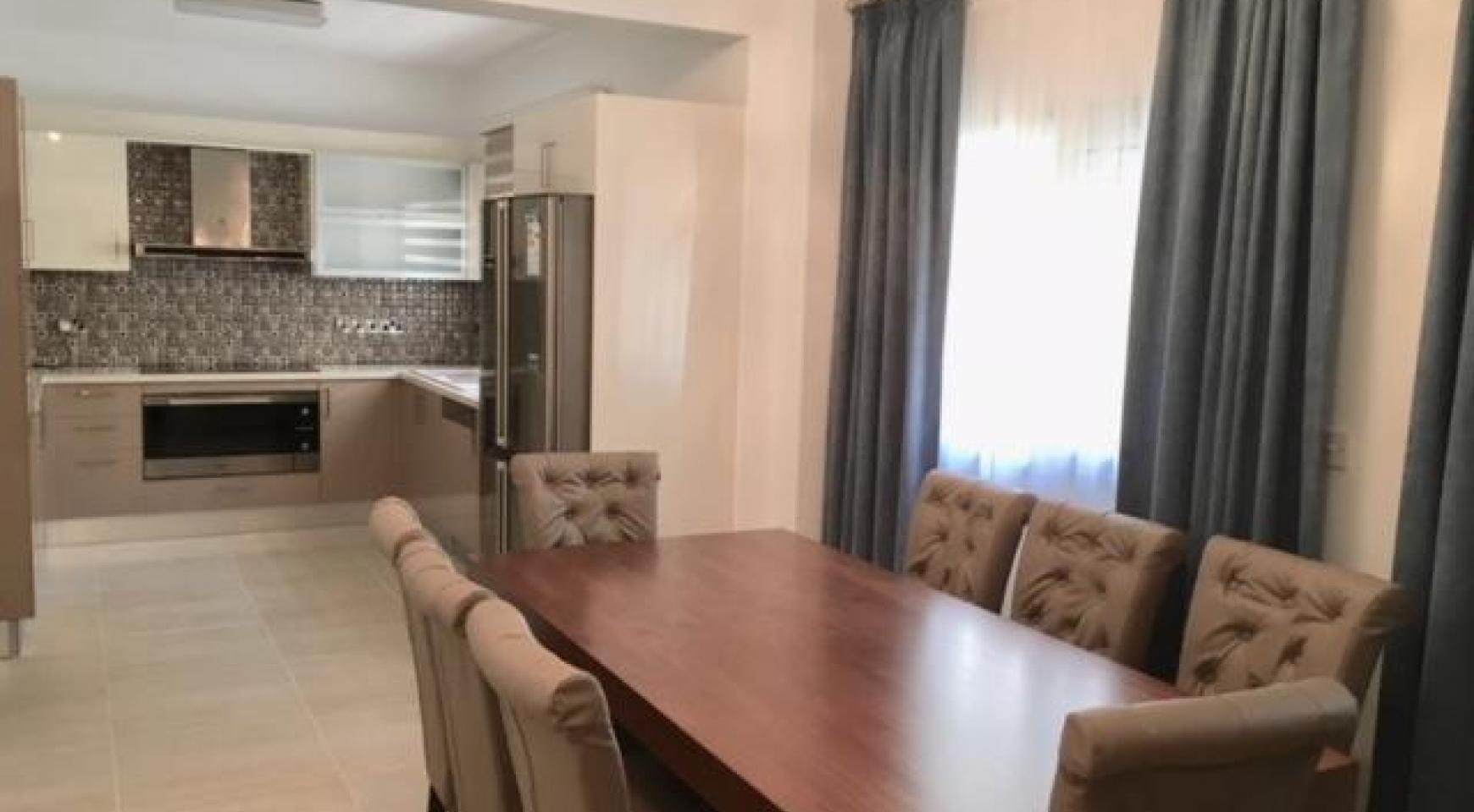 New 4 Bedroom Apartment in Germasogeia Village - 1