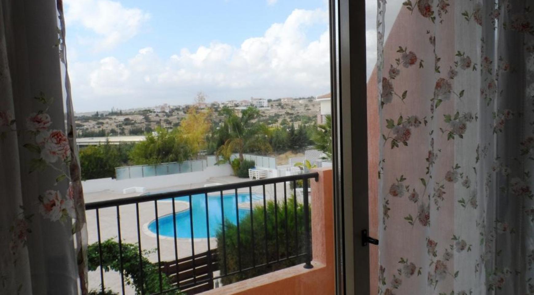 Cozy 2 Bedroom Maisonette in Erimi - 14