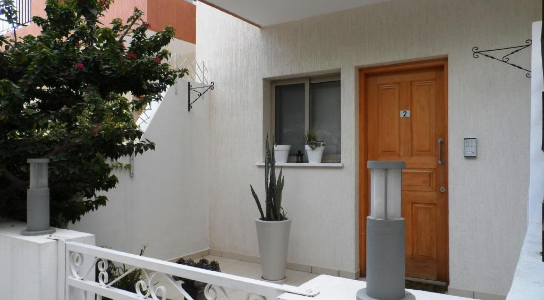 Cozy 2 Bedroom Maisonette in Erimi - 4