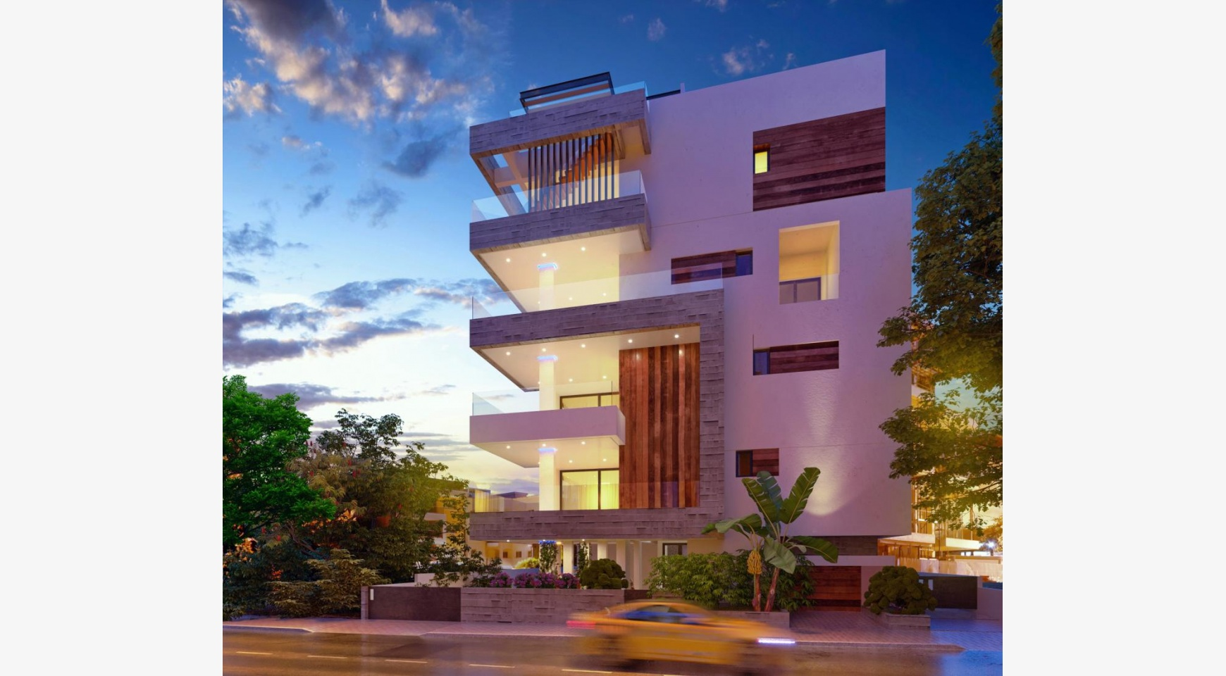 3 Bedroom Penthouse with a Private Pool in a Contemporary Building near the Sea - 2