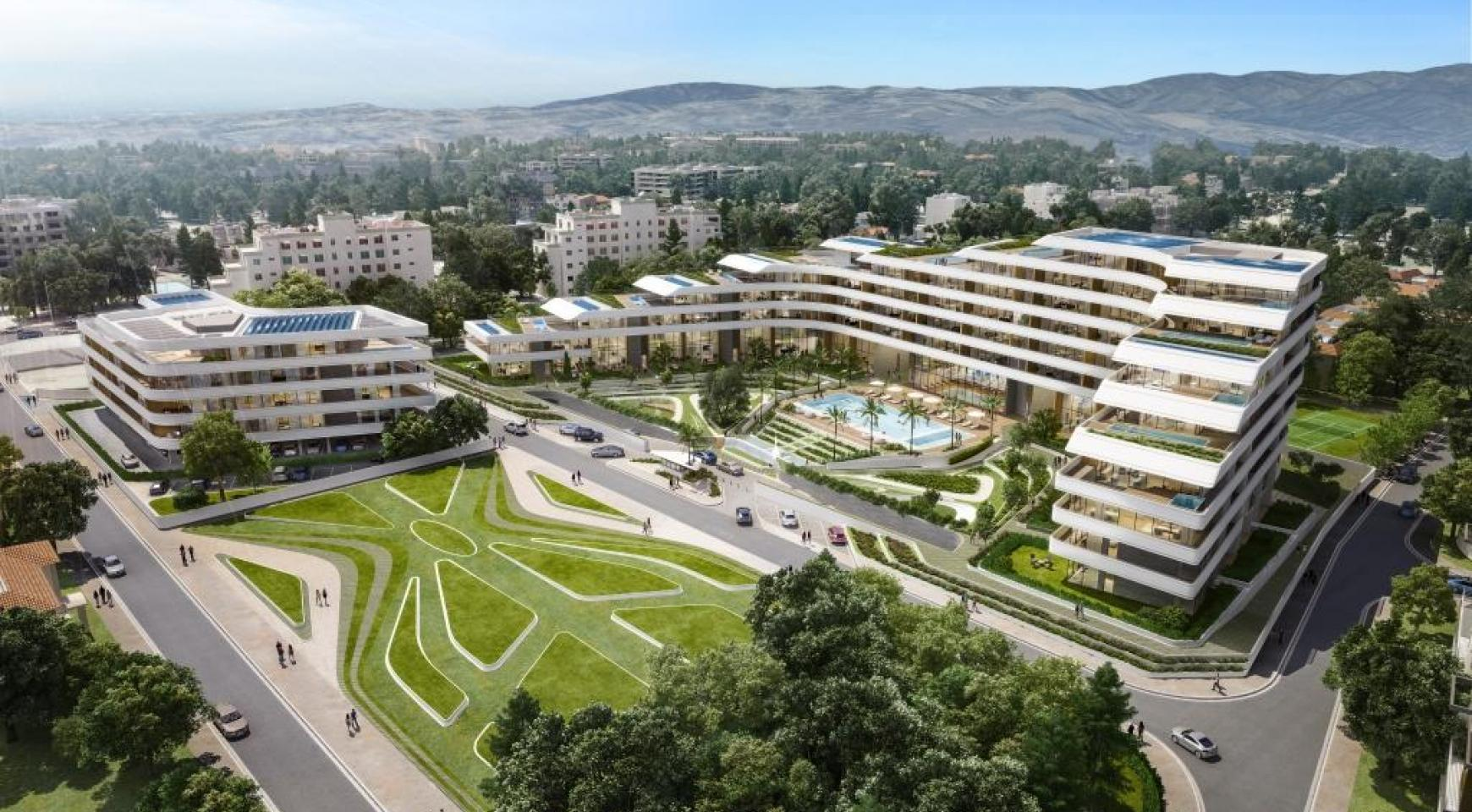 3 Bedroom Apartment within a Contemporary Complex in Potamos Germasogeia Area - 1