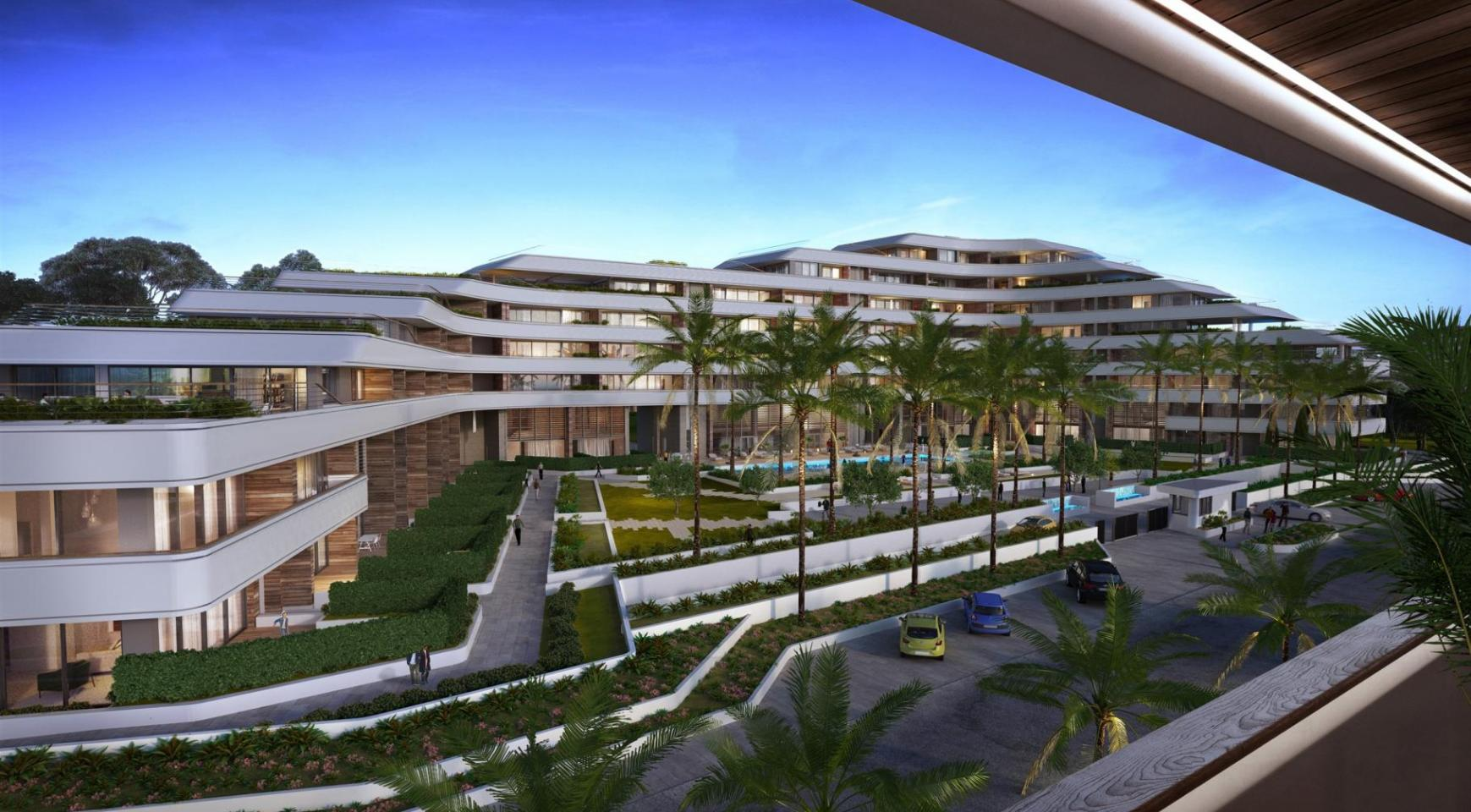 New 3 Bedroom Apartment within a Contemporary Complex in Potamos Germasogeia Area - 4