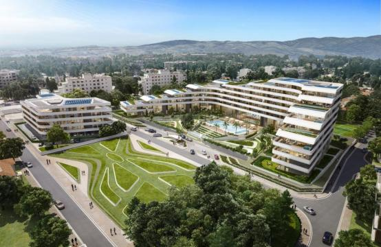 New 3 Bedroom Apartment within a Contemporary Complex in Potamos Germasogeia Area