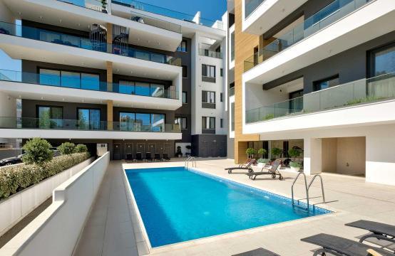 Contemporary 2 Bedroom Apartment in a New Complex near the Sea