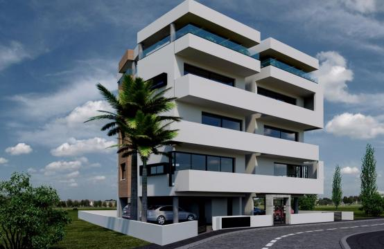 Residential Building of 6 Apartments in Ayia Phyla Area