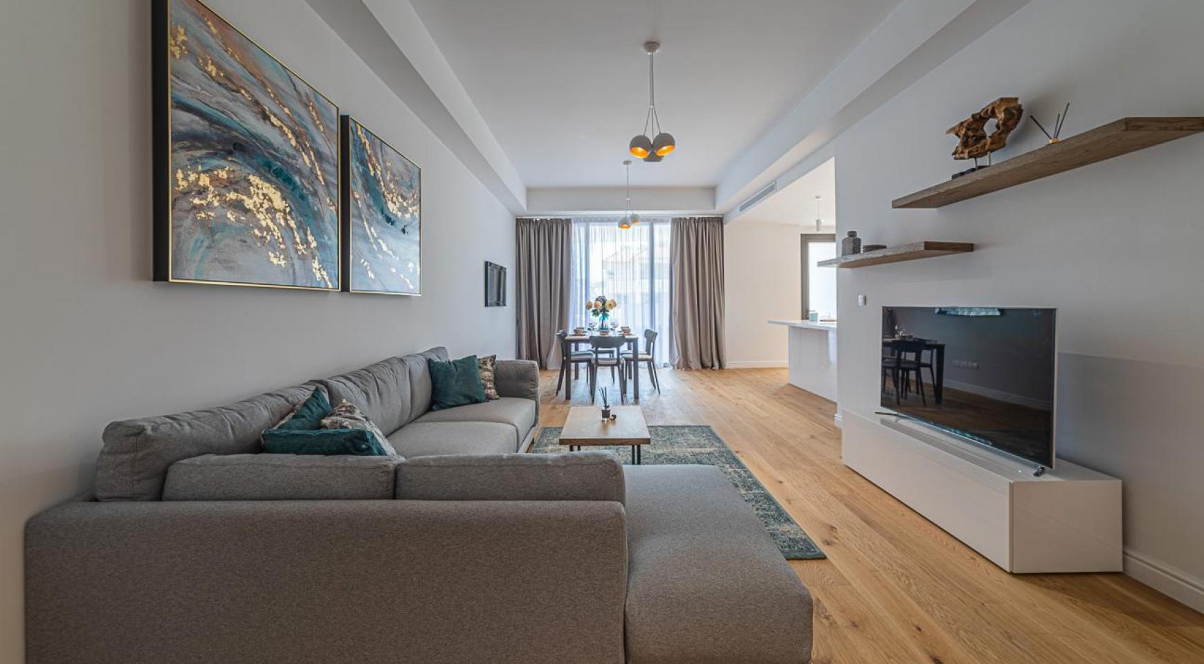 Malibu Residence. Modern 3 Bedroom Apartment 103 in Potamos Germasogeias Area - 18