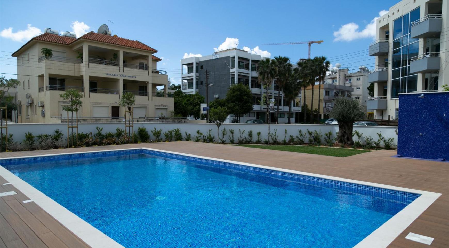 Malibu Residence. Modern 3 Bedroom Apartment 103 in Potamos Germasogeias Area - 9