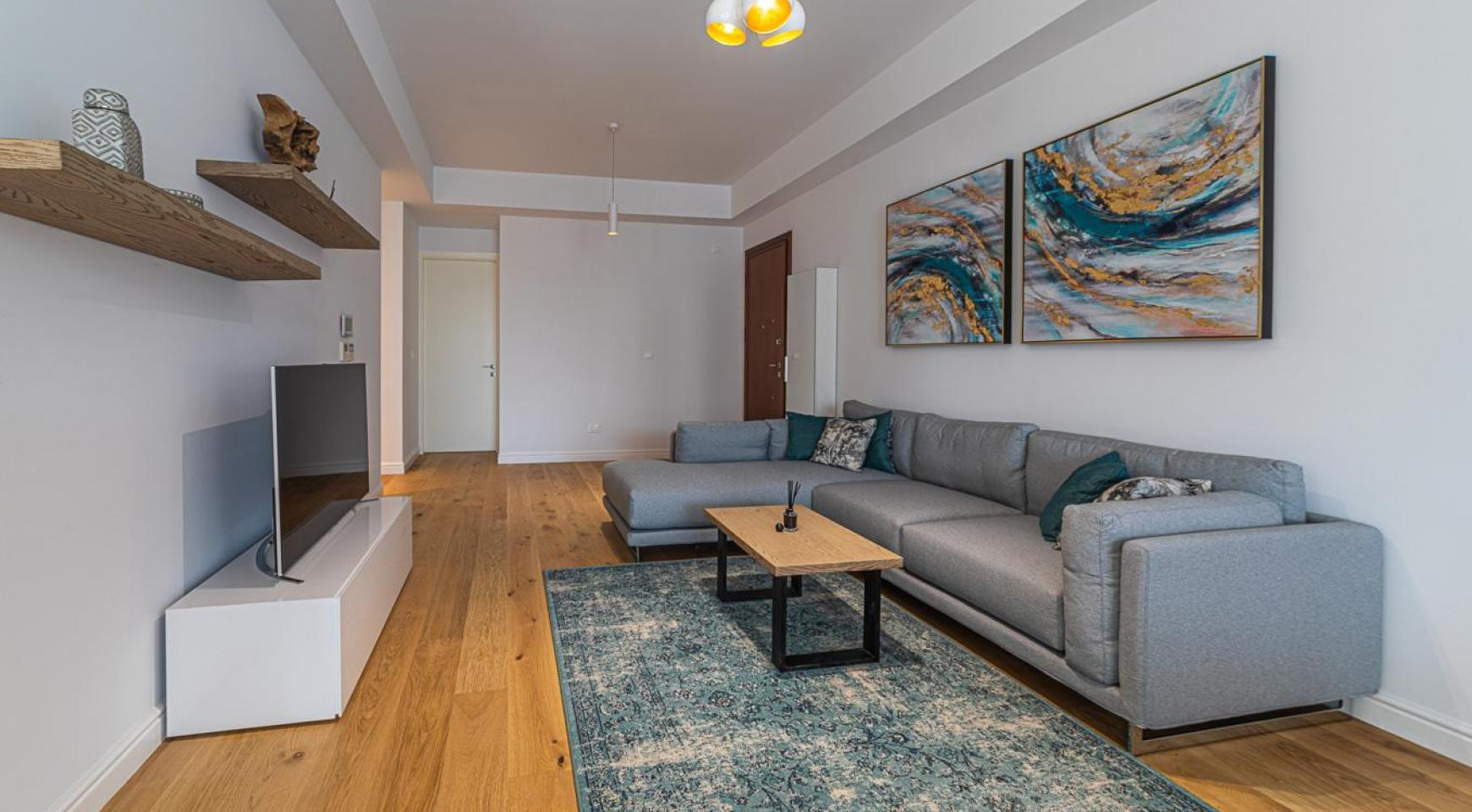 Malibu Residence. Modern 3 Bedroom Apartment 103 in Potamos Germasogeias Area - 15