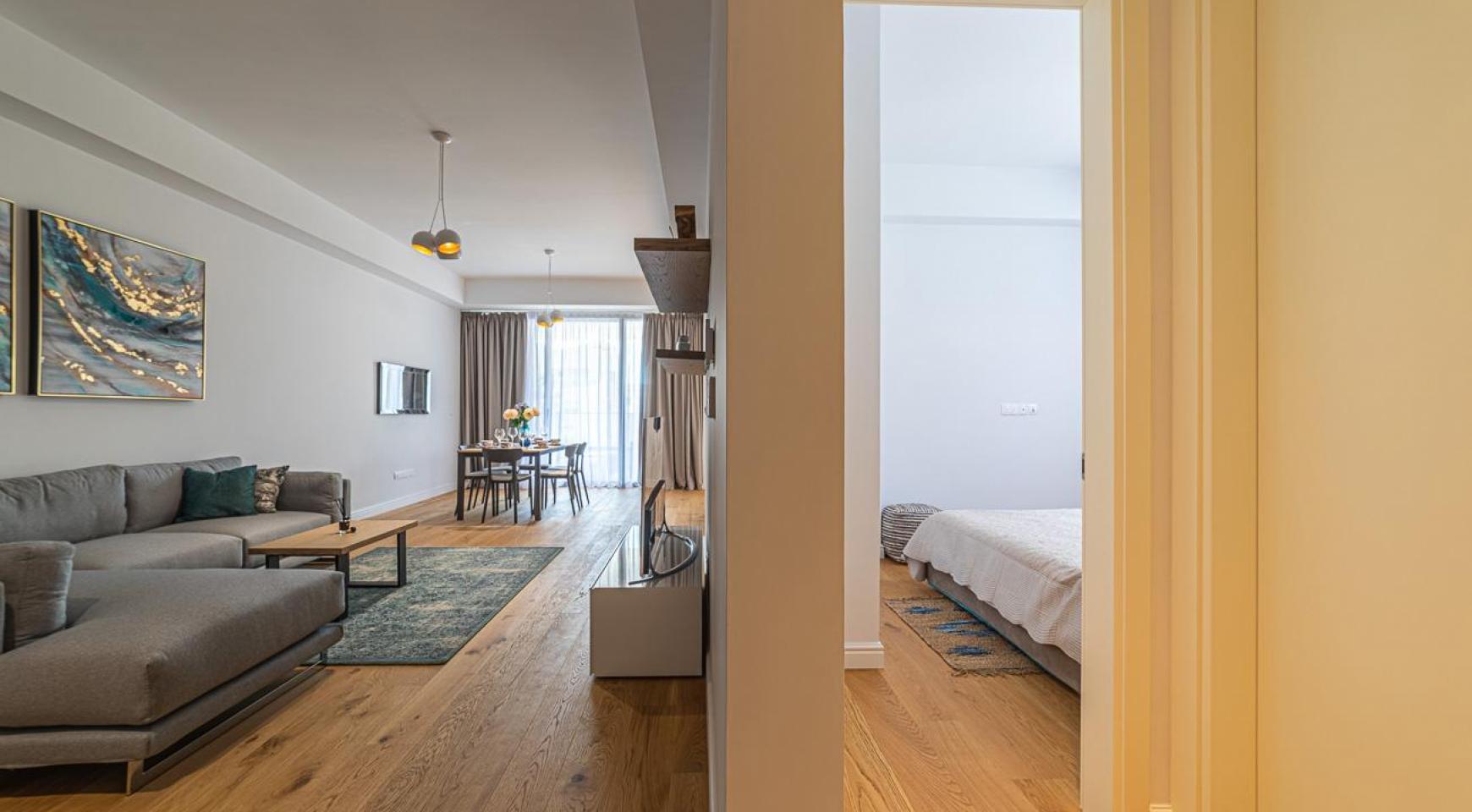 Malibu Residence. Modern 3 Bedroom Apartment 103 in Potamos Germasogeias Area - 38