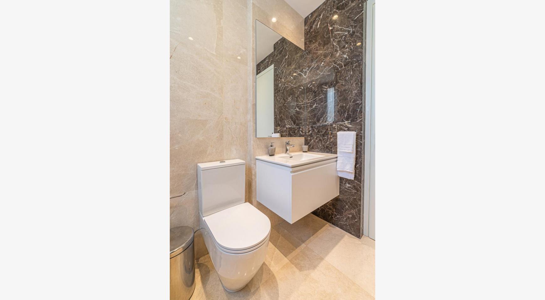 Malibu Residence. Modern 3 Bedroom Apartment 103 in Potamos Germasogeias Area - 46