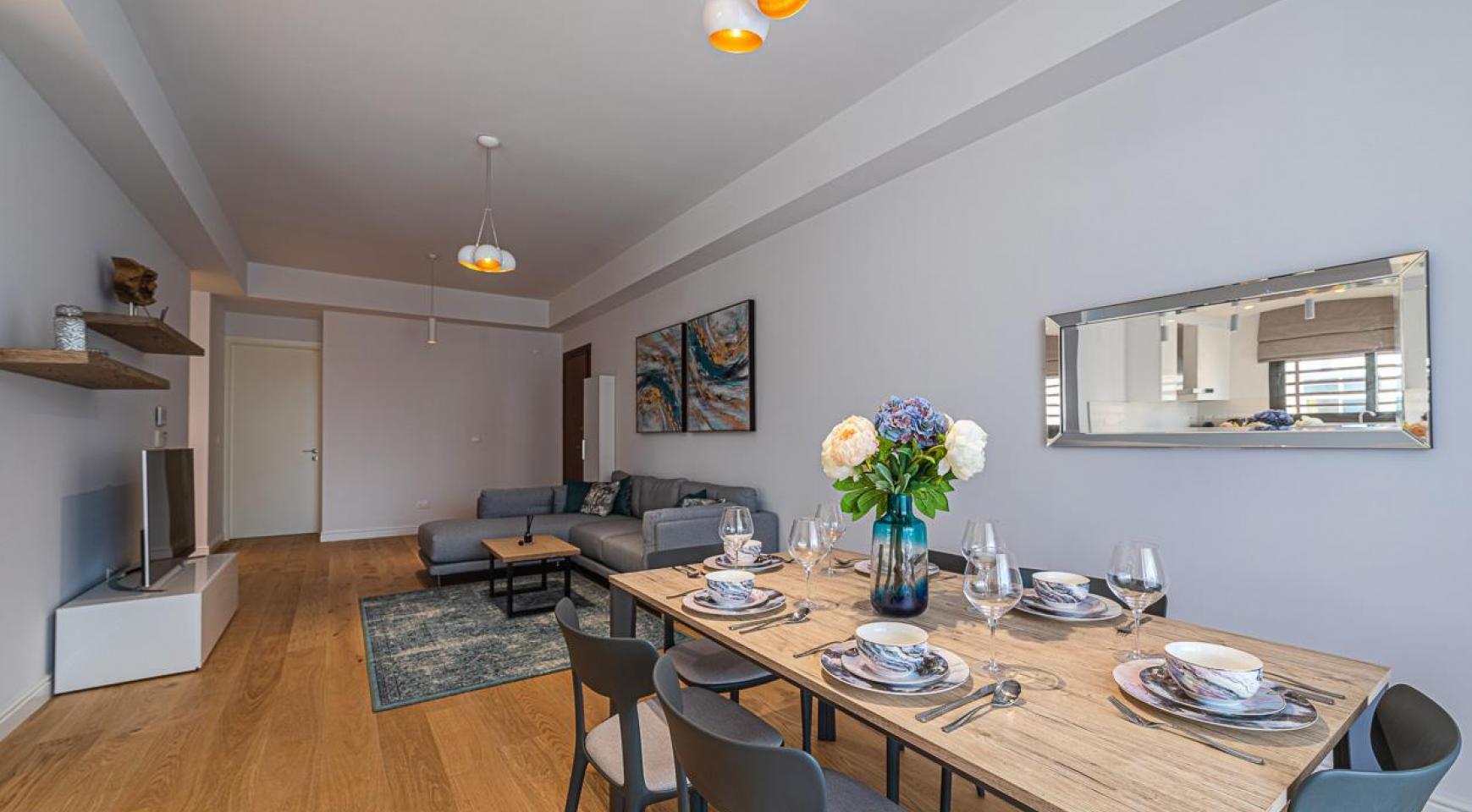 Malibu Residence. Modern 3 Bedroom Apartment 103 in Potamos Germasogeias Area - 22