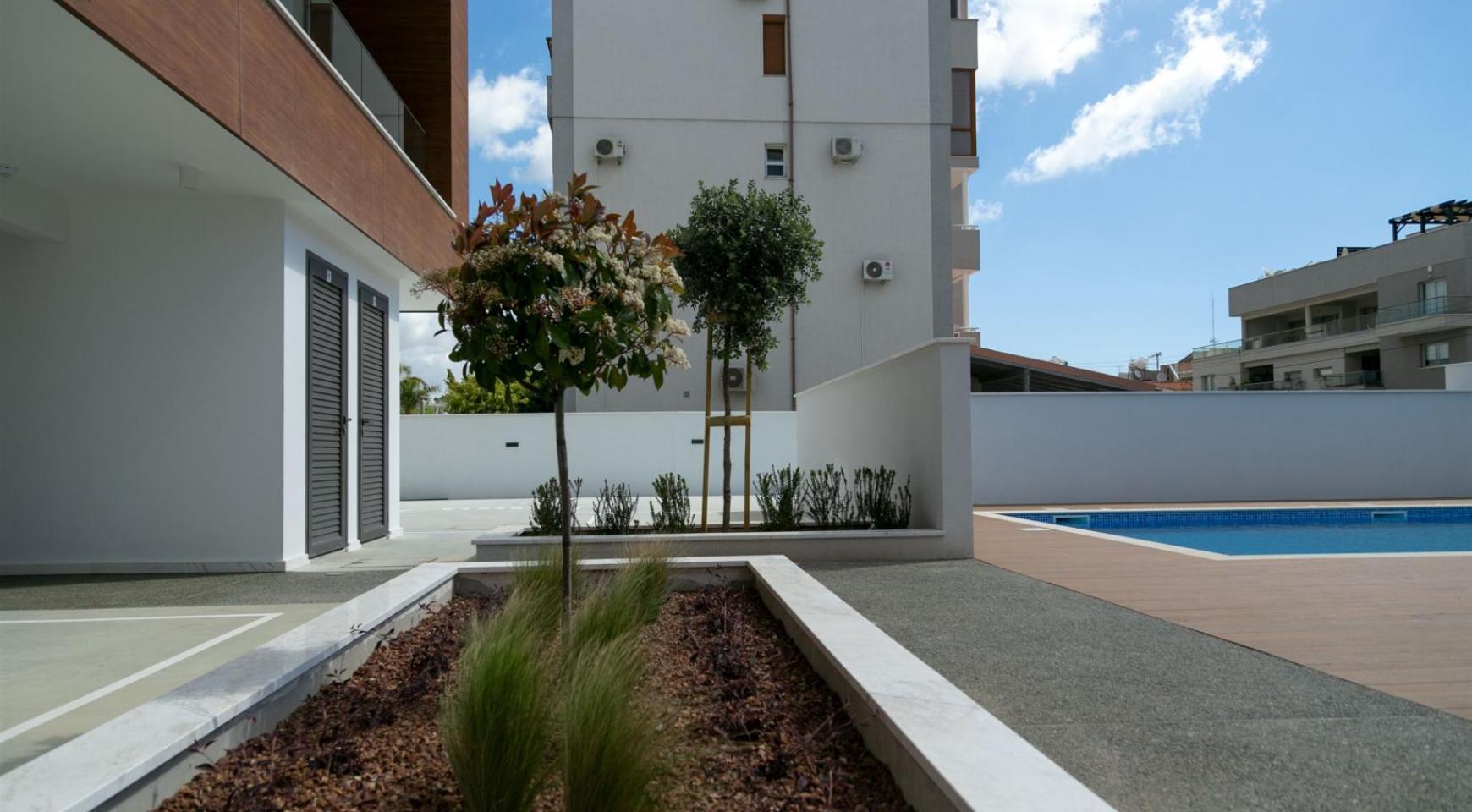Malibu Residence. Modern 3 Bedroom Apartment 103 in Potamos Germasogeias Area - 12