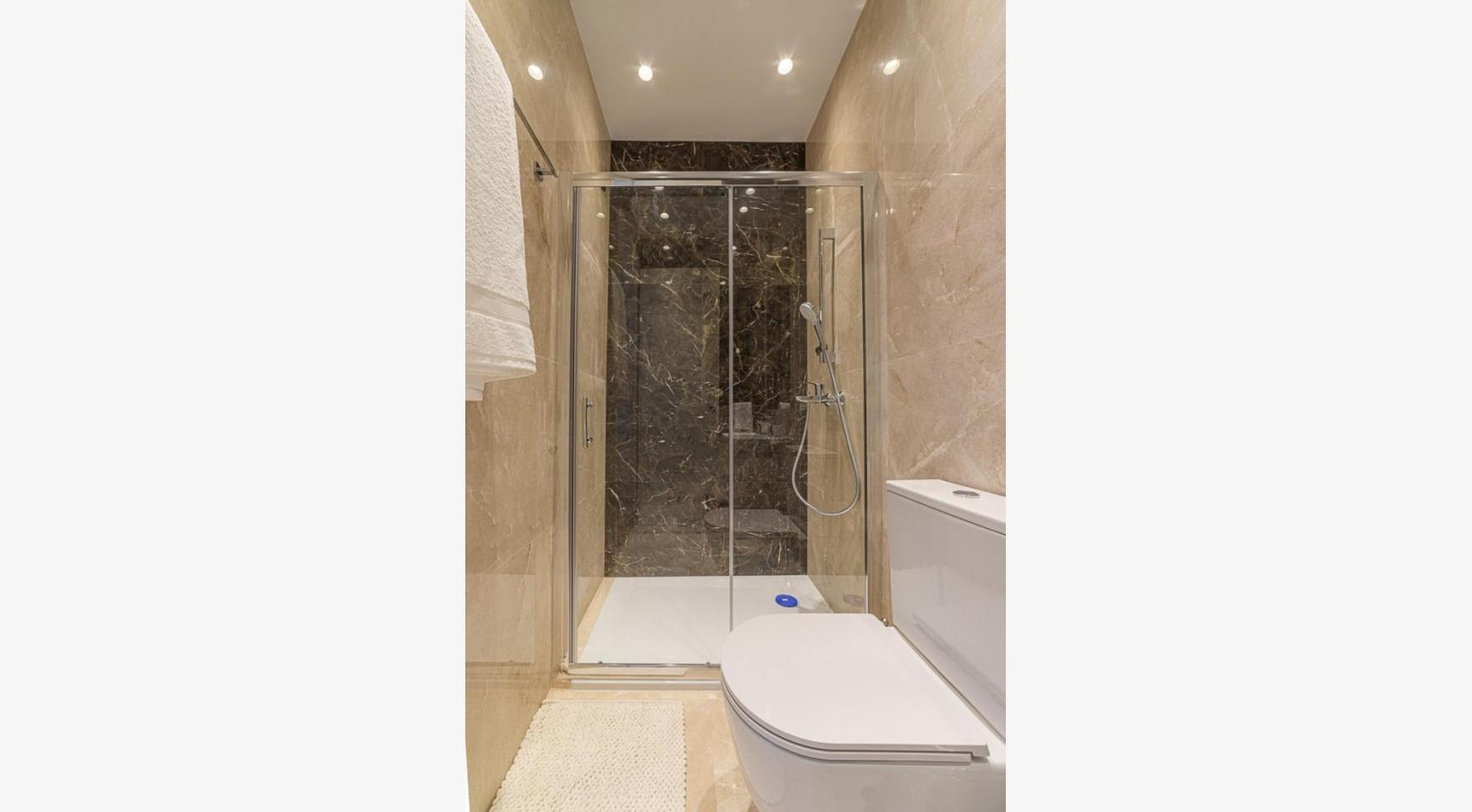Malibu Residence. Modern 3 Bedroom Apartment 103 in Potamos Germasogeias Area - 49