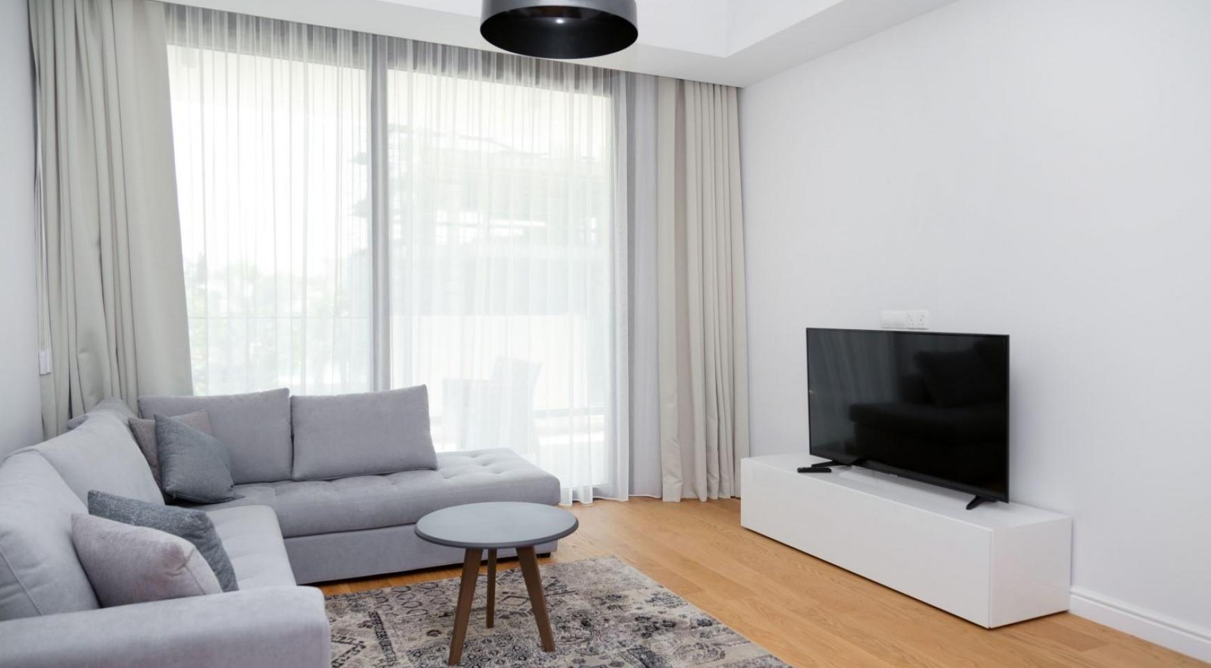 Malibu Residence. Contemporary 2 Bedroom Apartment 201 in Potamos Germasogeia - 17