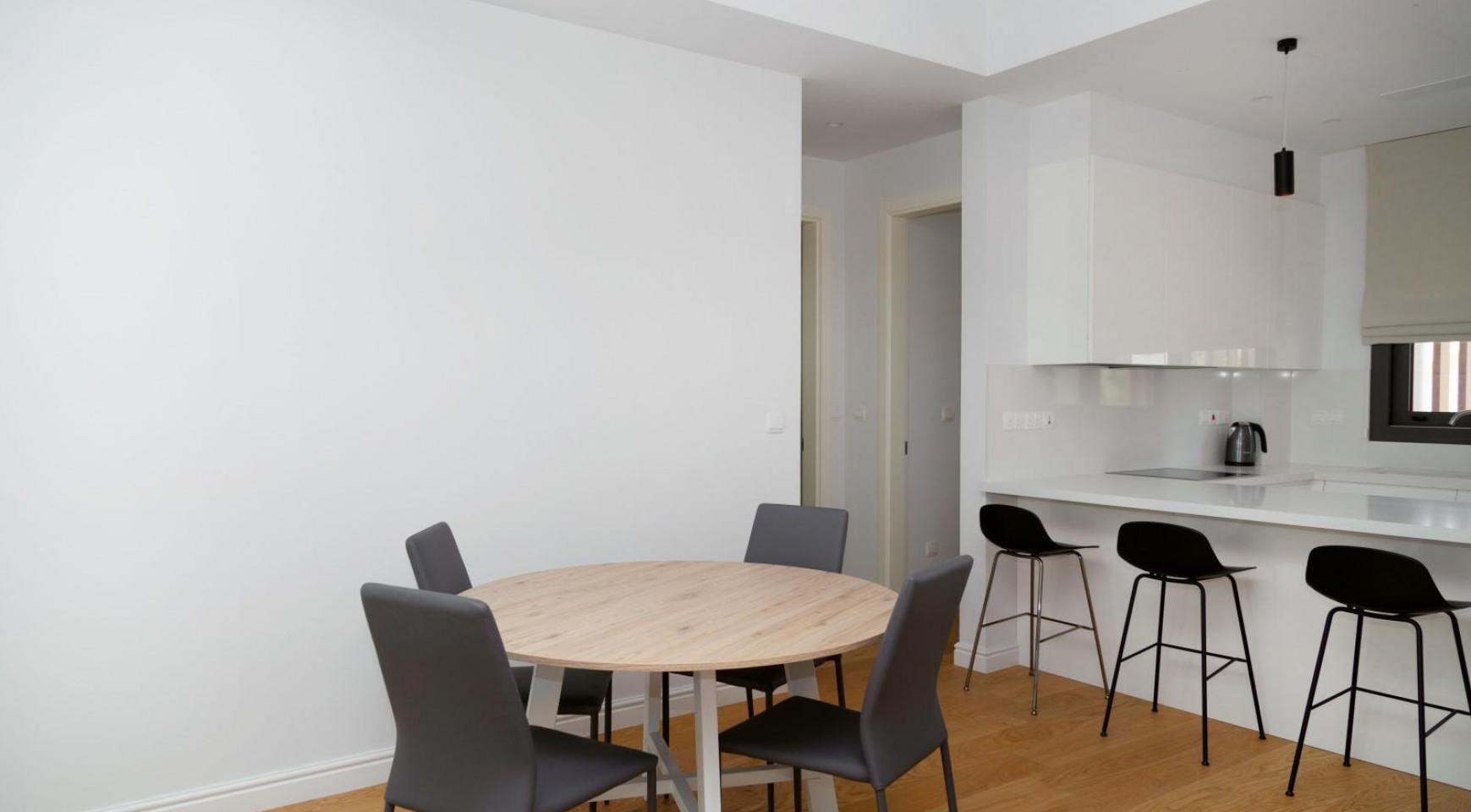 Malibu Residence. Contemporary 2 Bedroom Apartment 201 in Potamos Germasogeia - 20