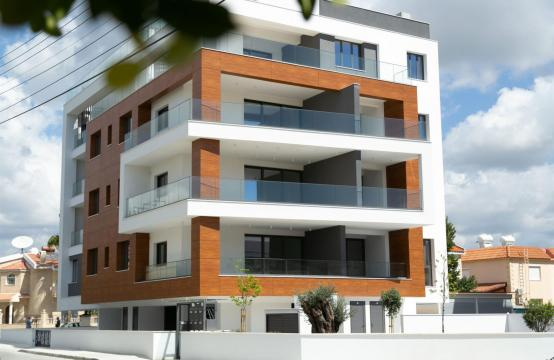 Malibu Residence. Contemporary 2 Bedroom Apartment 201 in Potamos Germasogeia
