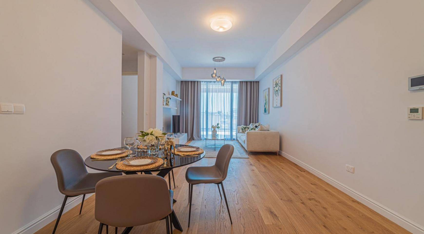 Parkside Residence, Apt. 101. 2 Bedroom Apartment within a New Complex in the Tourist Area - 20
