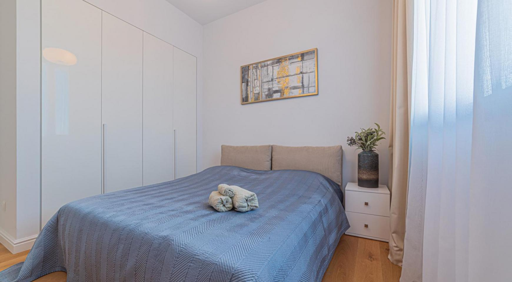 Parkside Residence, Apt. 103. 3 Bedroom Apartment within a New Complex in the Tourist Area - 25