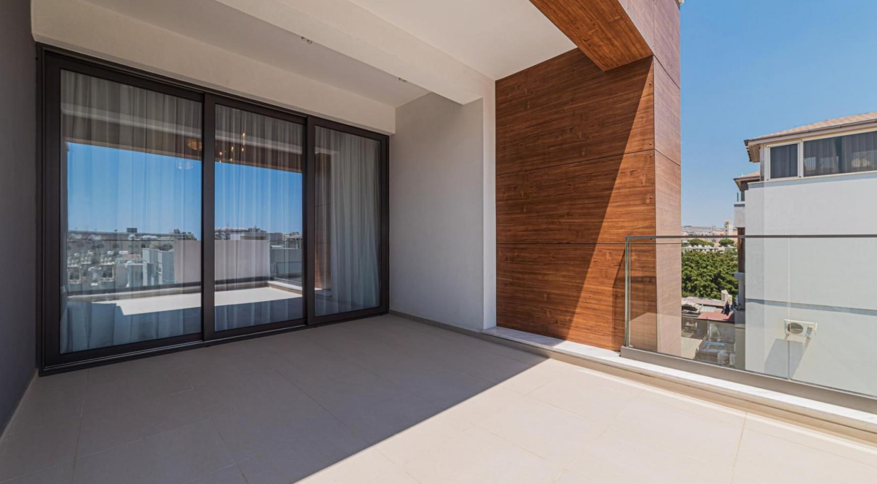 Parkside Residence, Apt. 202. 3 Bedroom Apartment within a New Complex in the Tourist Area - 29
