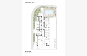 Parkside Residence. Spacious 3 Bedroom Apartment 202 in the Tourist Area  - 40