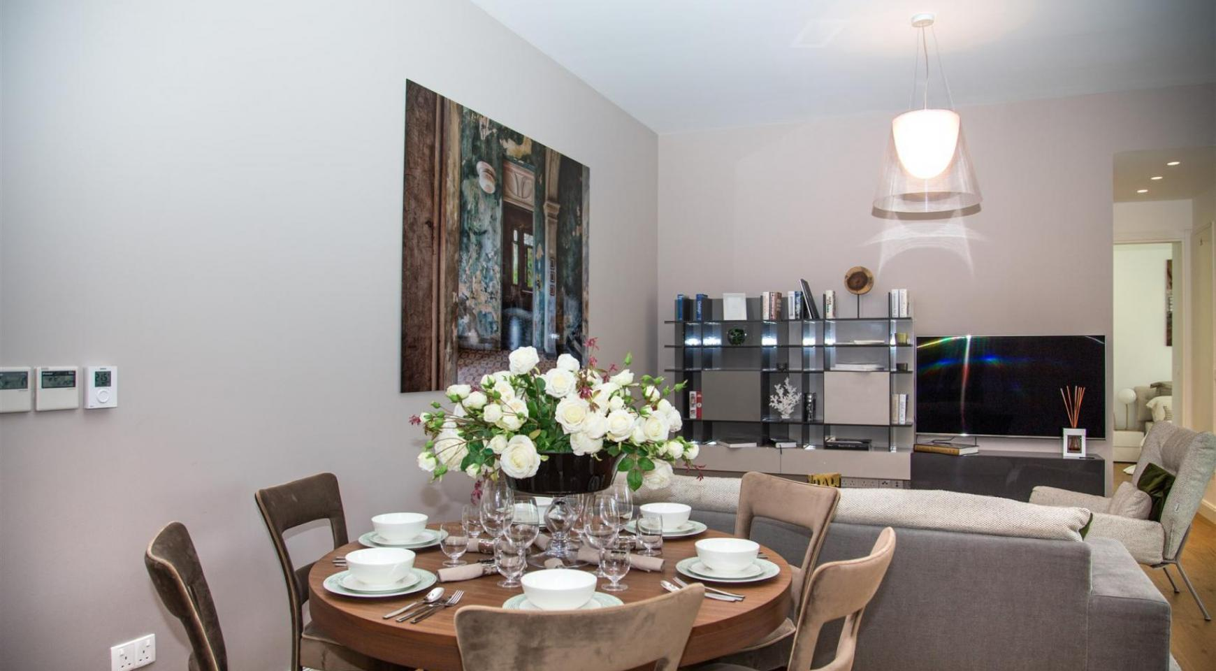 Parkside Residence. Spacious 4 Bedroom Penthouse 302 in the Tourist Area - 11