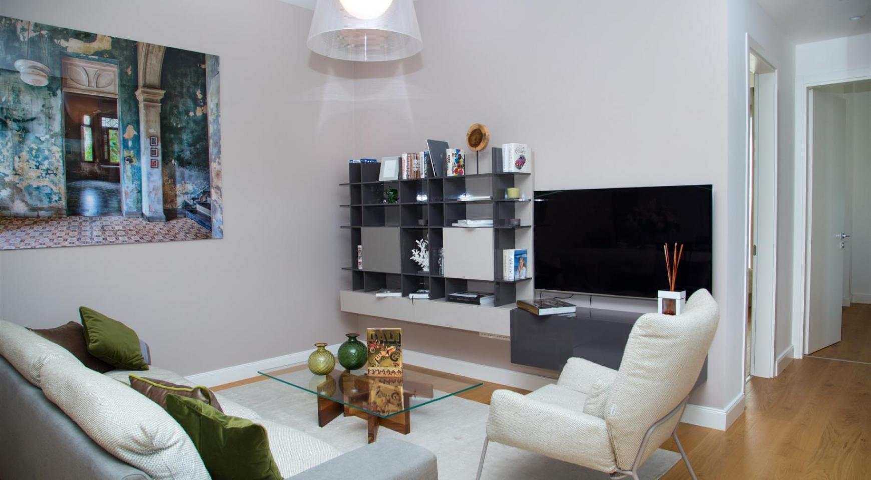 Parkside Residence. Spacious 4 Bedroom Penthouse 302 in the Tourist Area - 12