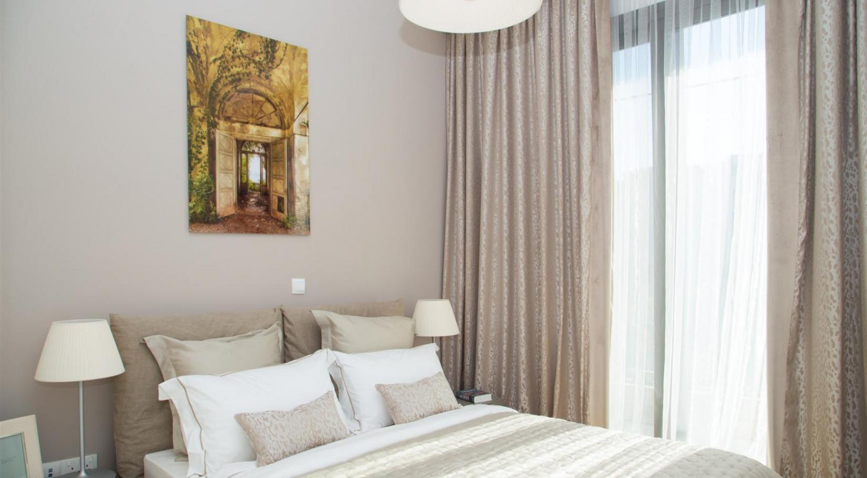 Parkside Residence. Spacious 4 Bedroom Penthouse 302 in the Tourist Area - 17