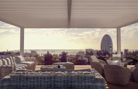 Parkside Residence. Spacious 4 Bedroom Penthouse 302 in the Tourist Area - 29