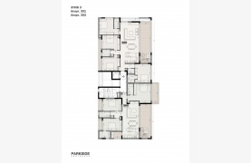Parkside Residence. Spacious 4 Bedroom Penthouse 302 in the Tourist Area - 42