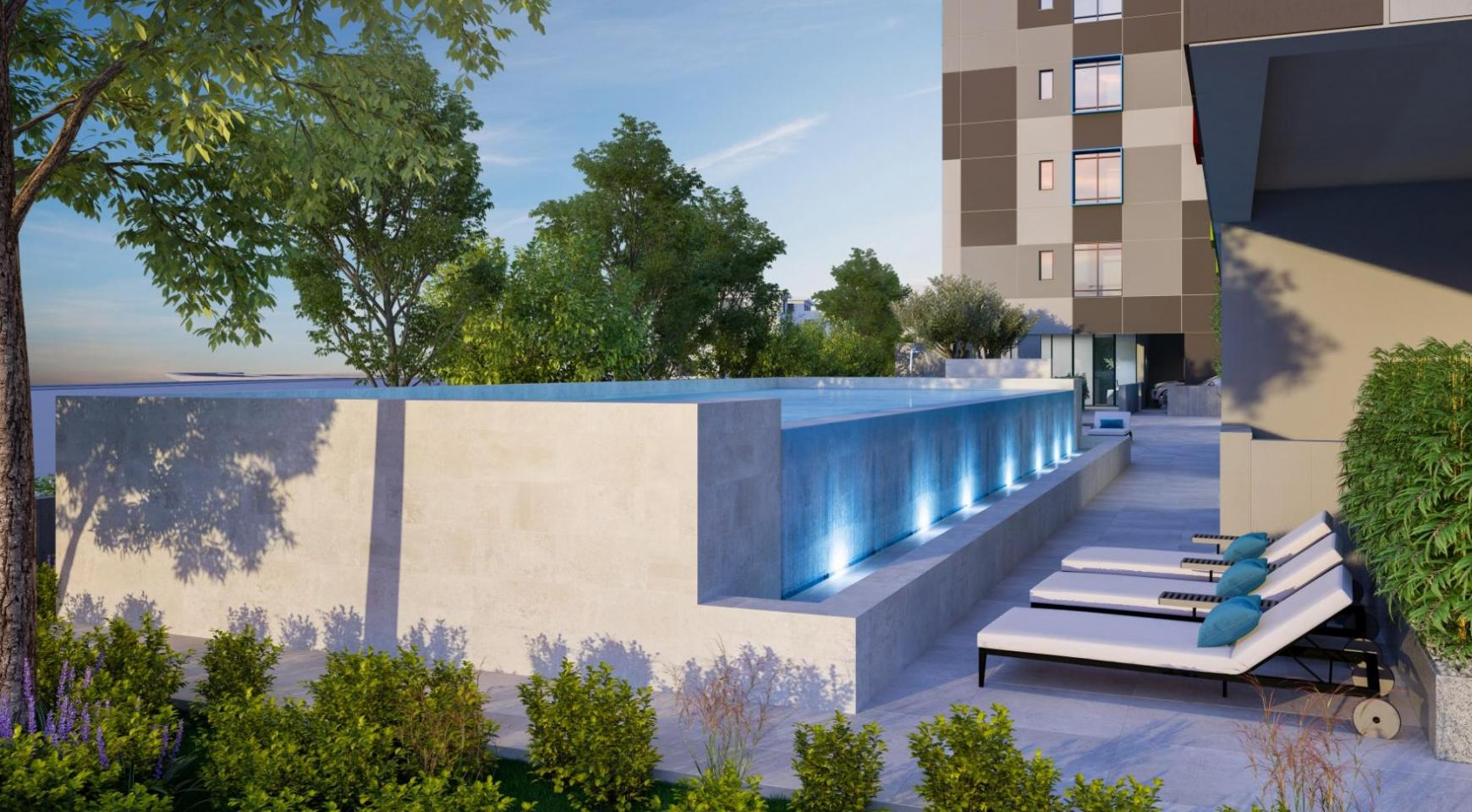 Urban City Residences, Apt. A 302. 2 Bedroom Apartment within a New Complex in the City Centre - 38