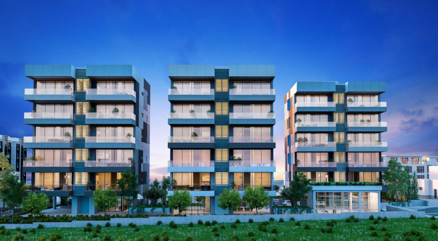 Urban City Residences, Apt. A 302. 2 Bedroom Apartment within a New Complex in the City Centre - 34