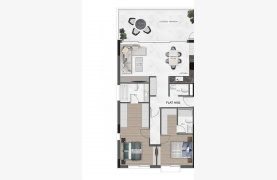 Urban City Residences, B 302. 2 Bedroom Apartment within a New Complex in the City Centre - 88