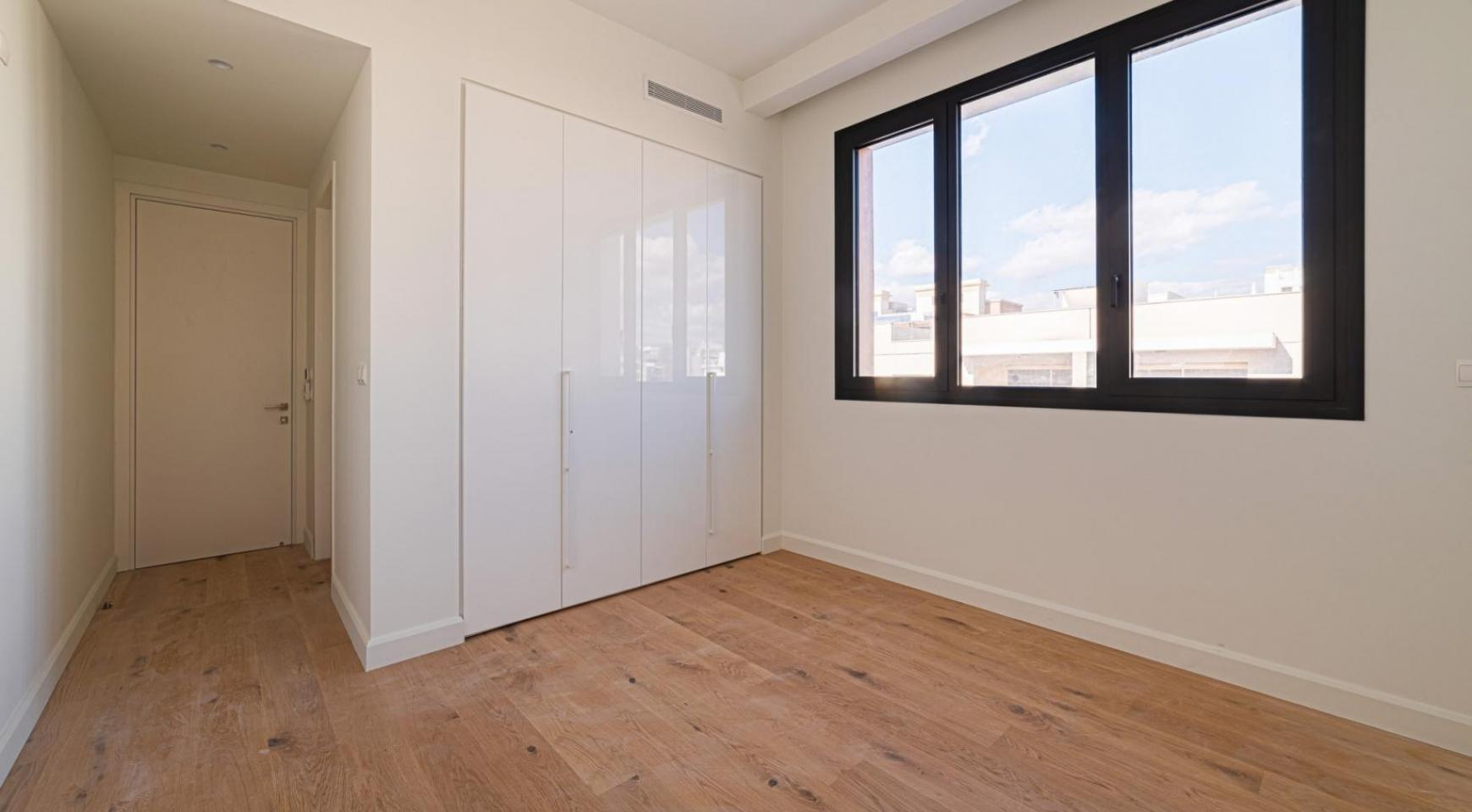 HORTENSIA RESIDENCE, Apt. 101. 2 Bedroom Apartment  in a New Complex near the Sea - 23