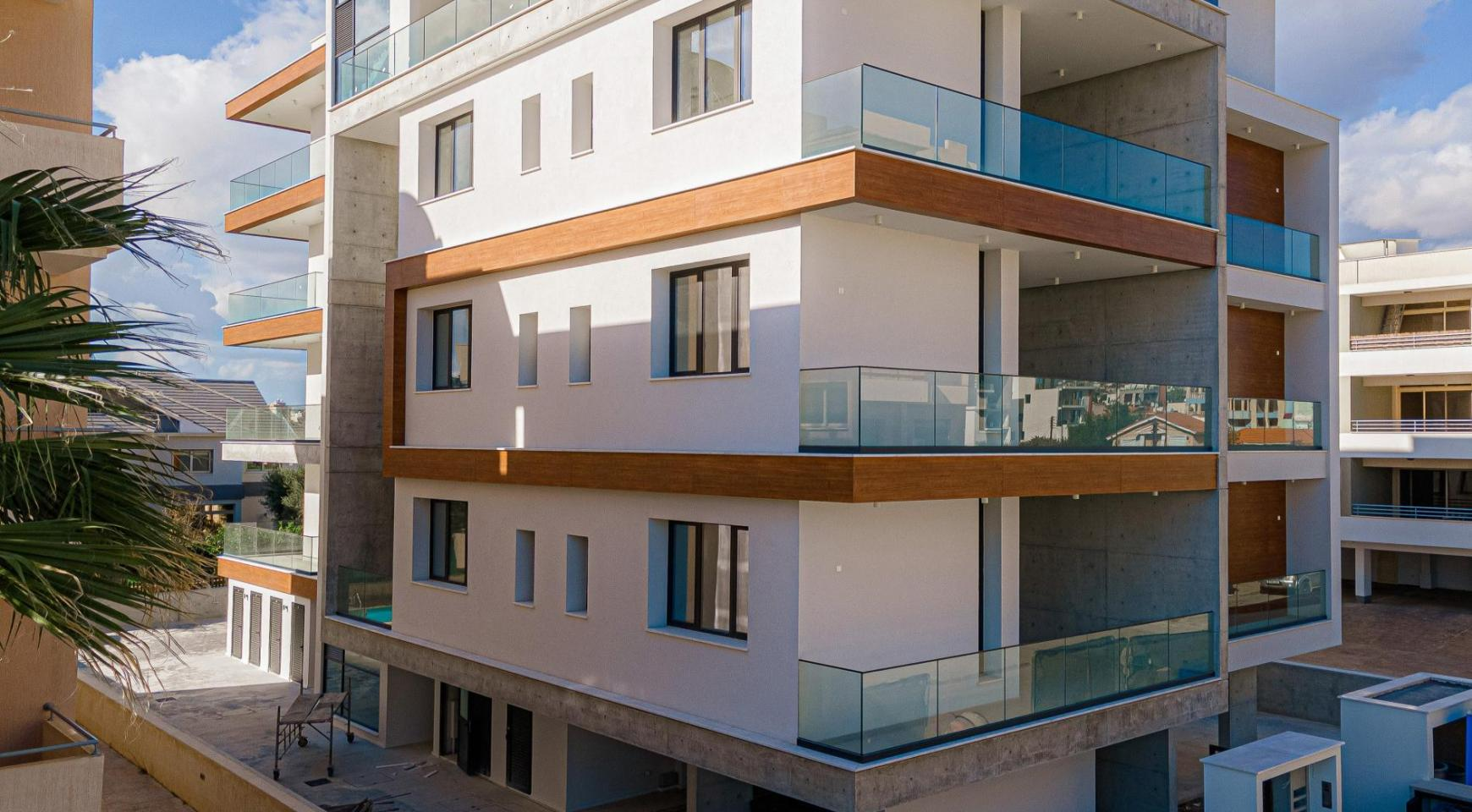 HORTENSIA RESIDENCE, Apt. 101. 2 Bedroom Apartment  in a New Complex near the Sea - 2